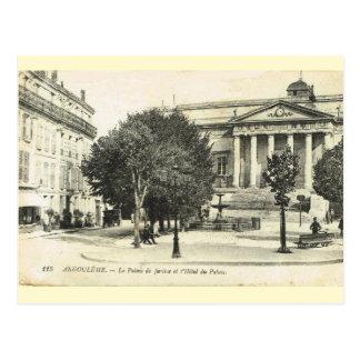 Carte Postale La France vintage,    Angoulême, Palais de Justice