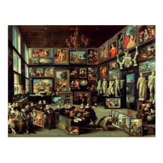 Carte Postale La galerie de Cornelis van der Geest