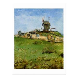 Carte Postale La Galette, Vincent van Gogh de Le Moulin de