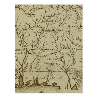 Carte Postale La Géorgie 3