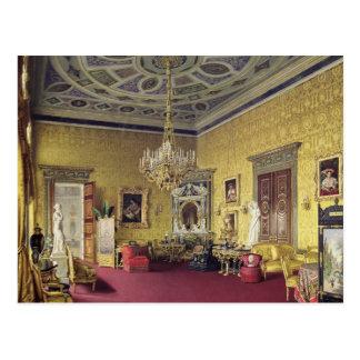 Carte Postale La grande agate Hall dans le palais de Catherine