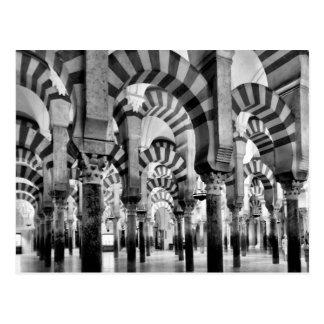 Carte Postale La grande mosquée de Cordoue