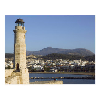 Carte Postale La GRÈCE, CRÈTE, province de Rethymno, Rethymno :