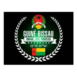 Carte Postale La Guinée-Bissau