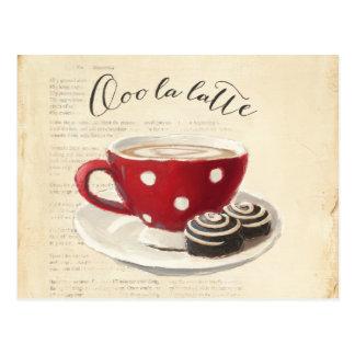 Carte Postale La Latte d'Ooo