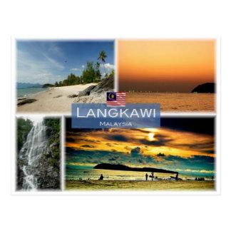 Carte Postale La MA Malaisie - Kuala Lumpur -