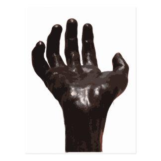 Carte Postale La main de Rodin