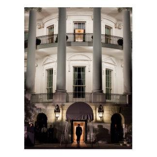 Carte Postale La Maison Blanche 2