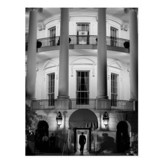 Carte Postale La Maison Blanche 2 de B&W