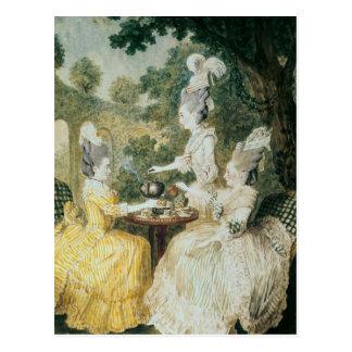 Carte Postale La Marquise de Montesson