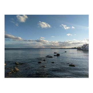 Carte Postale La mer Méditerranée, Chypre