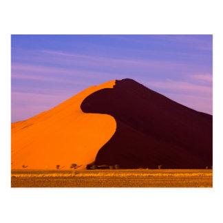 Carte Postale La Namibie, site de patrimoine mondial,
