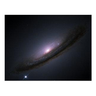 Carte Postale La NASA de galaxie de disque de la supernova 1994D