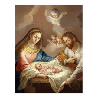 Carte Postale La Natividad