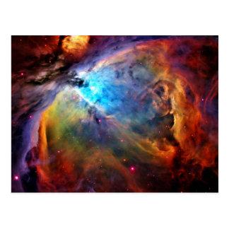 Carte Postale La nébuleuse d'Orion