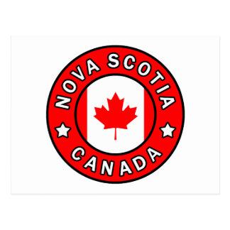Carte Postale La Nouvelle-Écosse Canada