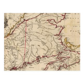 Carte Postale La Nouvelle-Écosse, cap Grande-Bretagne