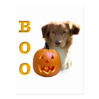 Carte Postale La Nouvelle-Écosse Halloween HUENT