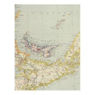 Carte Postale La Nouvelle-Écosse, île Prince Edouard, Nouveau