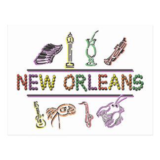 Carte Postale La Nouvelle-Orléans