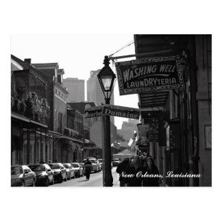 Carte Postale La Nouvelle-Orléans, Louisiane