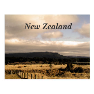 Carte Postale La Nouvelle Zélande