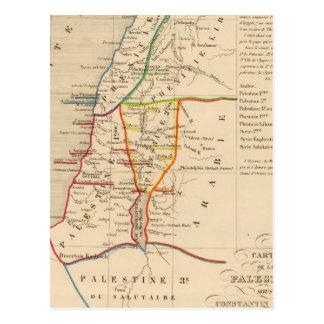 Carte Postale La Palestine Constantin sous le Grand, 330 apres