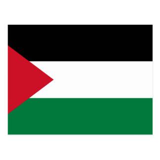 Carte Postale La Palestine, Palaos diminuent