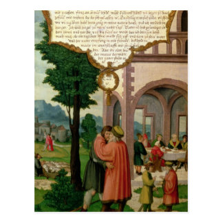 Carte Postale La parabole du fils prodigue