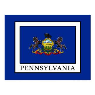 Carte Postale La Pennsylvanie