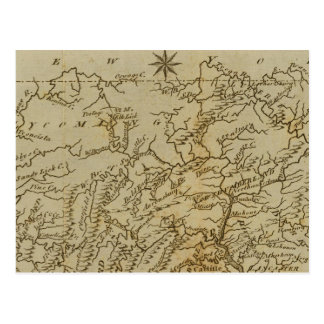 Carte Postale La Pennsylvanie 2