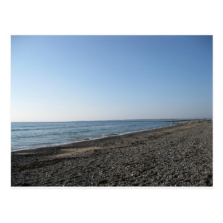 Carte Postale La plage