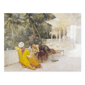 Carte Postale La princesse du Bengale, c.1889