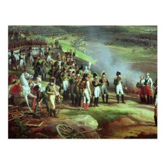 Carte Postale La reddition d'Ulm, détail du napoléon, 1815