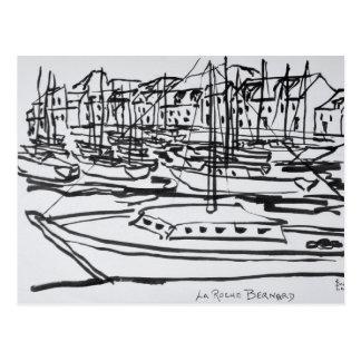 Carte Postale La Roche-Bernard, la Bretagne de la rivière   de