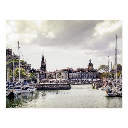 Carte Postale La Rochelle