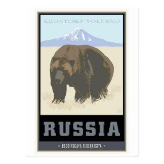 Carte Postale La Russie