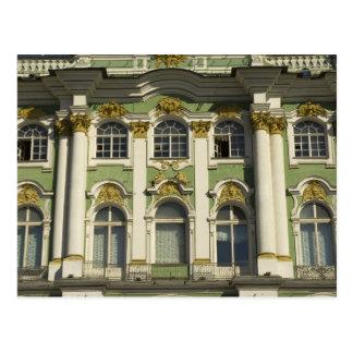 Carte Postale La Russie. St Petersburg. Palais d'hiver. Ermitage