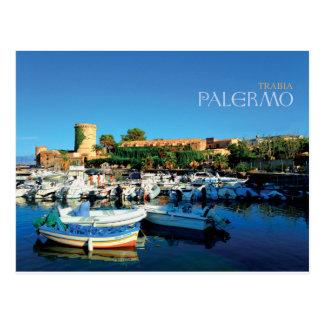 Carte Postale La Sicile - Palerme - le Trabia