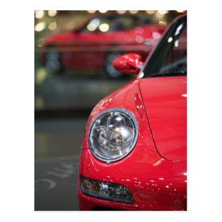 Carte Postale LA SUISSE, GENÈVE : soixante-quinzième Automobile