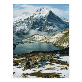 Carte Postale La Suisse, Grindelwald, Alpes de Bernese, vue