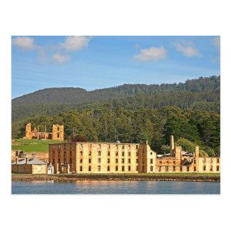 Carte Postale La Tasmanie, Australie