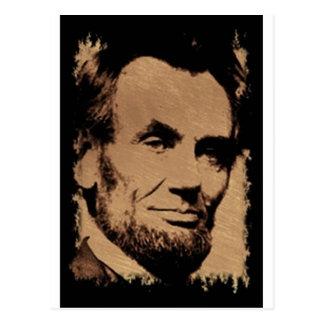 Carte Postale La tasse de Lincoln