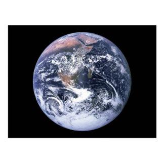 Carte Postale La terre