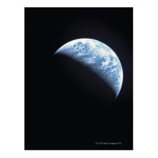 Carte Postale La terre cachée