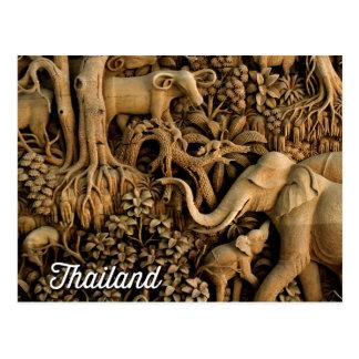 Carte Postale la Thaïlande