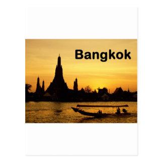 Carte Postale La Thaïlande Bangkok (St.K)