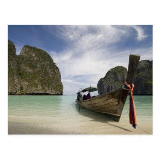 Carte Postale La Thaïlande, île de configuration de phi de phi,