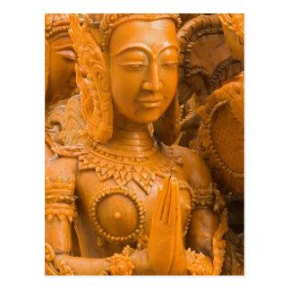 Carte Postale La Thaïlande, Ubon Ratchathani, festival de