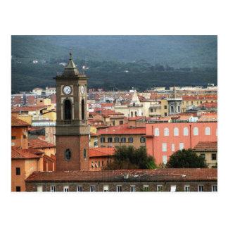 Carte Postale La tour de Bell